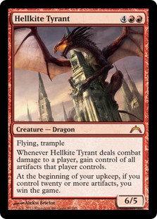 Hellkite Tyrant (Gatecrash)