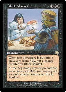 Black Market (Mercadian Masques)