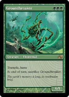 Groundbreaker (Foil / Planar Chaos)