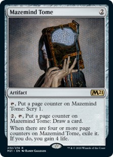 Mazemind Tome (CoreSet 2021)