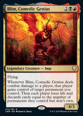 Blim, Comedic Genius (Commander Legends)