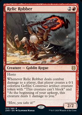 Relic Robber (Zendikar Rising)
