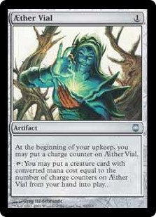 Aether Vial (Darksteel)