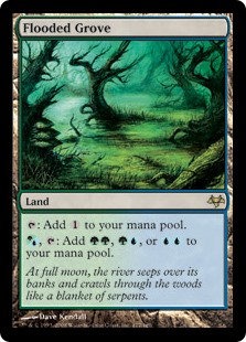 Flooded Grove (Eventide - Italian)