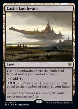 Castle Locthwain (Throne of Eldraine)