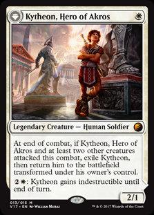 Kytheon, Hero of Akros (FTV - Transform)