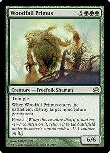 Woodfall Primus (Modern Masters 2013)