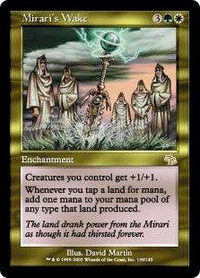 Mirari's Wake (Judgement)