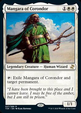 Mangara of Corondor (Time Spiral Remastered)