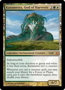 Karametra, God of Harvests (Born of the Gods)