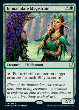 Immaculate Magistrate (Commander Legends)