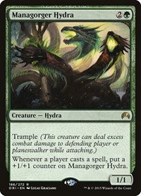 Managorger Hydra (Stamped / Origins)