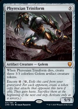 Phyrexian Triniform (Commander Legends)