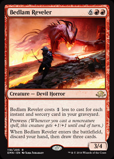 Bedlam Reveler (Eldritch Moon)