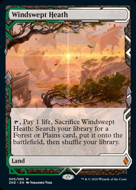 Windswept Heath (Expedition / Zendikar Rising)