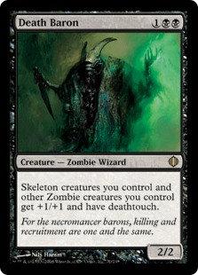 Death Baron (Foil / Shards of Alara)
