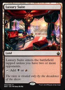 Luxury Suite (BattleBond)