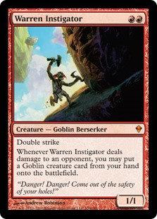 Warren Instigator (Zendikar)
