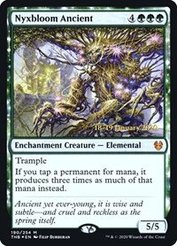 Nyxbloom Ancient (Prerelease Foil / Theros Beyond Death)
