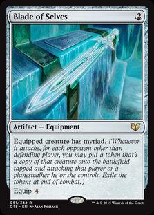 Blade of Selves (Commander 2015)