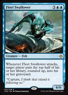 Fleet Swallower (Ixalan)