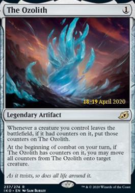 The Ozolith (Prelease Foil / Ikoria - Lair of Behemoths)