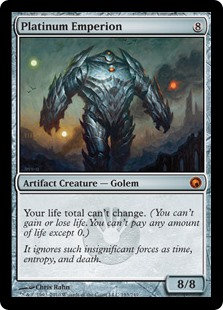 Platinum Emperion (Scars of Mirrodin)