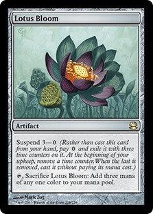 Lotus Bloom (Foil / Modern Masters 2013)