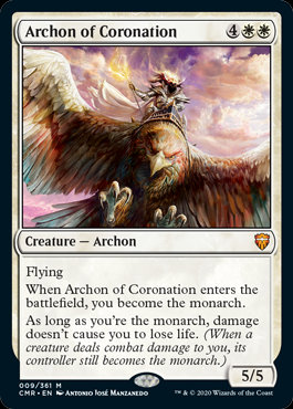 Archon of Coronation (Foil / Commander Legends)