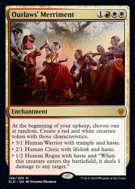 Outlaws' Merriment (Throne of Eldraine)