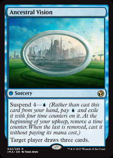 Ancestral Vision (Iconic Masters)