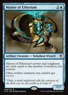 Master of Etherium (Commander 2016)