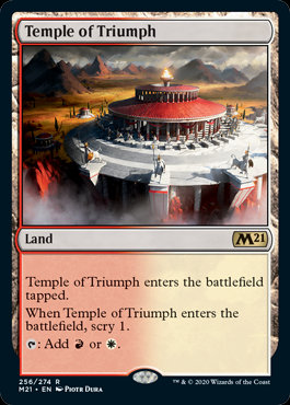 Temple of Triumph (CoreSet 2021)
