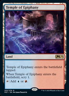Temple of Epiphany (CoreSet 2021)
