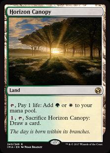 Horizon Canopy (Iconic Masters)