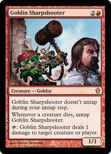 Goblin Sharpshooter (Commander 2013)
