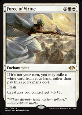 Force of Virtue (Foil / Modern Horizons)