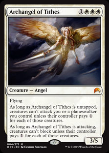 Archangel of Tithes (Origins)