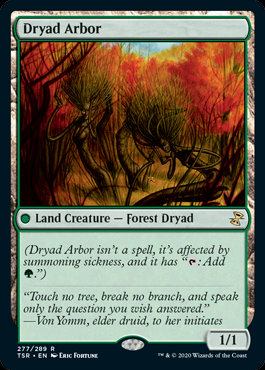 Dryad Arbor (Time Spiral Remastered)
