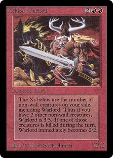 Keldon Warlord (Beta)