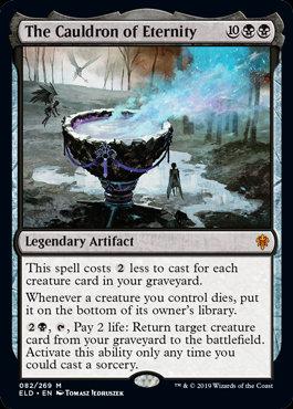 The Cauldron of Eternity (Throne of Eldraine)