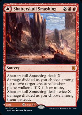 Shatterskull Smashing (Zendikar Rising)