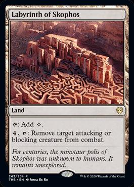 Labyrinth of Skophos (Theros Beyond Death)