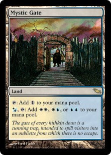 Mystic Gate (Shadowmoor)