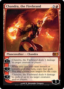 Chandra, the Firebrand (CoreSet 2013)