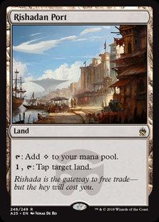 Rishadan Port (Masters 25)