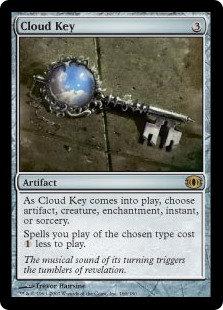 Cloud Key (Future Sight)