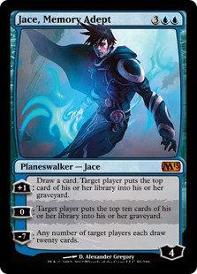Jace, Memory Adept (CoreSet 2013)