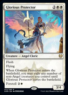 Glorious Protector (Kaldheim)