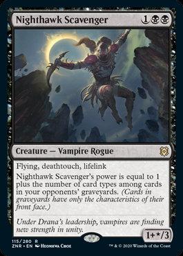 Nighthawk Scavenger (Zendikar Rising)